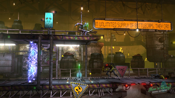 Oddworld – New 'n Tasty review(Vita)