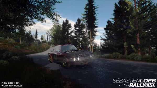 sebastien loeb rally evo 2