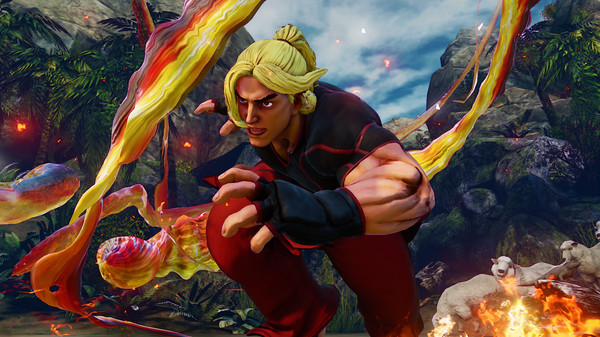 Street Fighter V review (PS4)