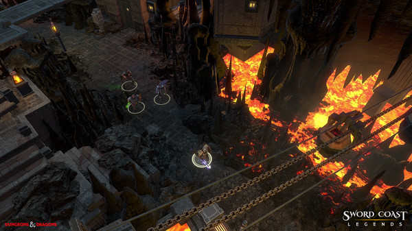 Sword Coast Legends Coming to PS4/Xbox One