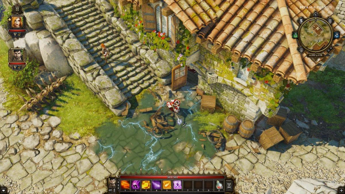 Divinity: Original Sin Enhanced Edition review (XboxOne)