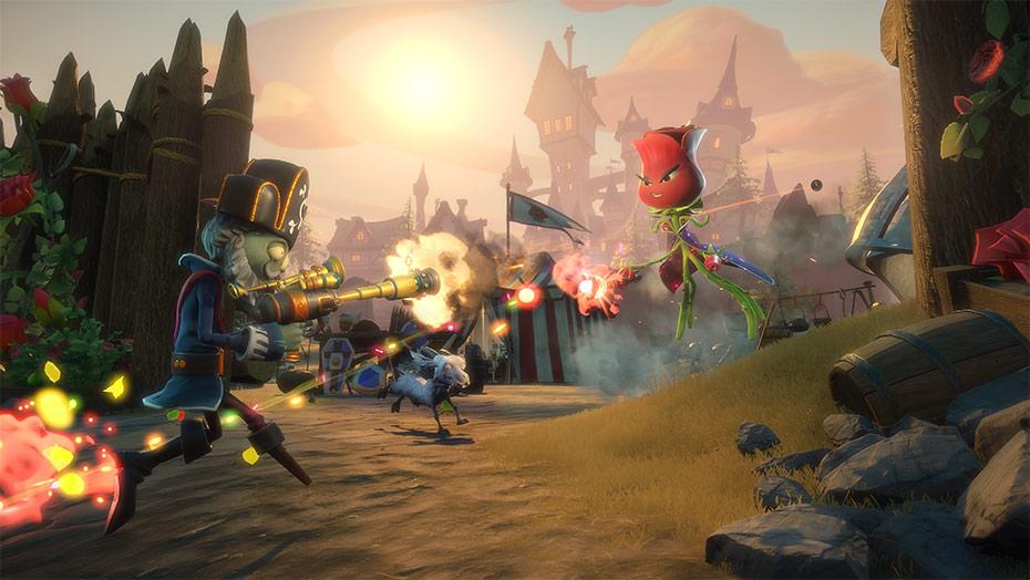 Plants vs Zombies – Garden Warfare 2 review(PS4)