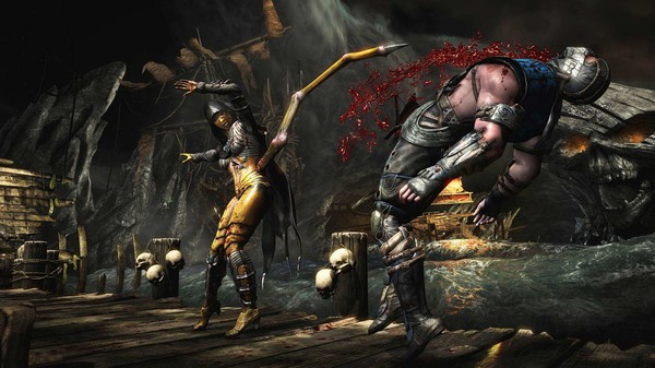 Mortal Kombat XL review(PS4)