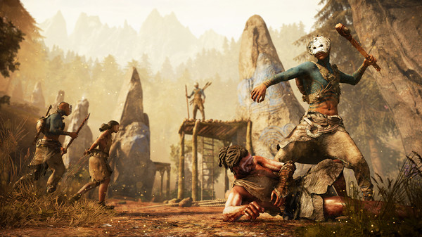 Far Cry Primal review (PS4)