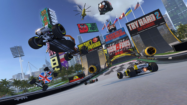 Trackmania Turbo review (PS4)