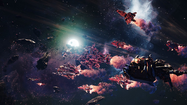 Battlefleet Gothic: Armada review(PC)