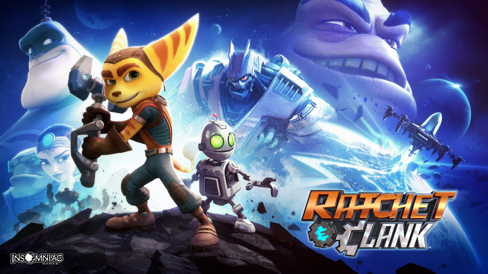 Ratchet & Clank review (PS4)