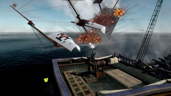 Men O' War: Corsair preview(PC)