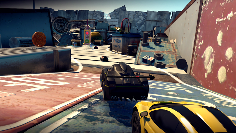 Table Top Racing – World Tour review(PS4)