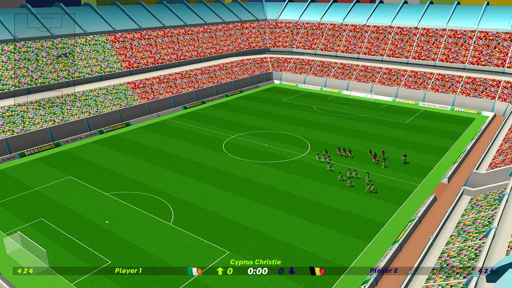 Dino Dini's Kick Off Revival review(PS4)