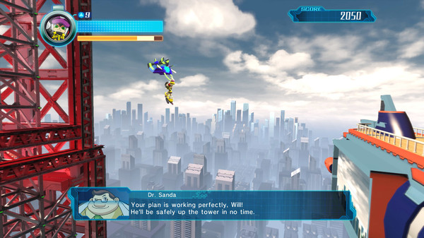 Mighty No. 9 review(PS4)