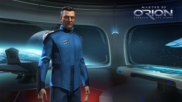 Master of Orion preview (PC)
