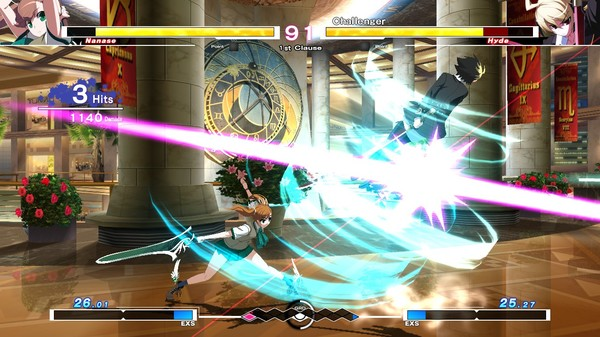 Under Night In-Birth Exe: Late review(PC)
