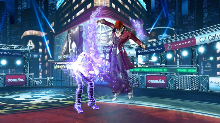 king of fighters xiv2