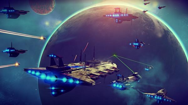 No Man's Sky review(PS4)