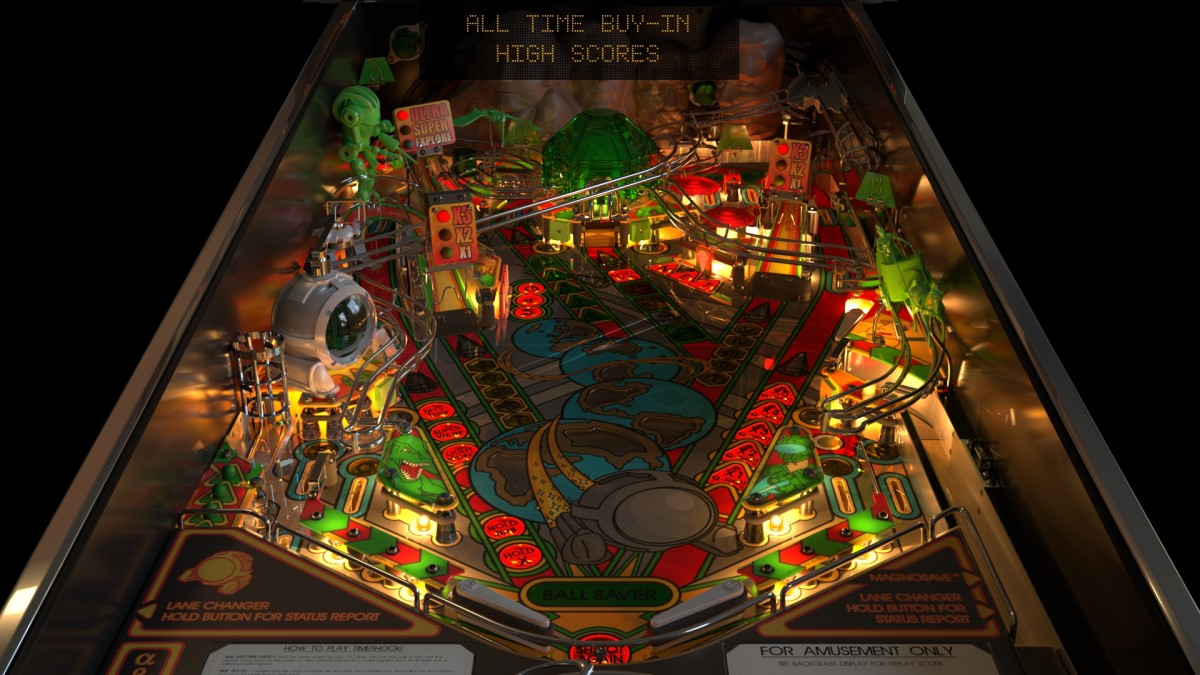 Pro Pinball Ultra review (PC)