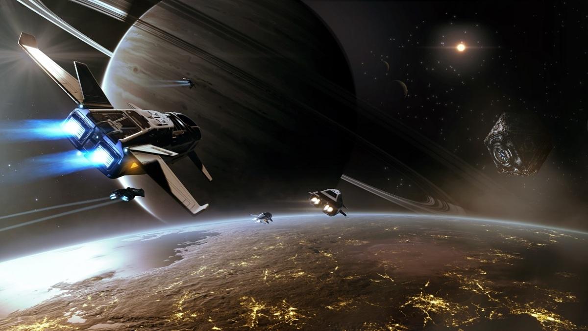 Elite: Dangerous 2.2 Guardians patch preview(Gamescom)