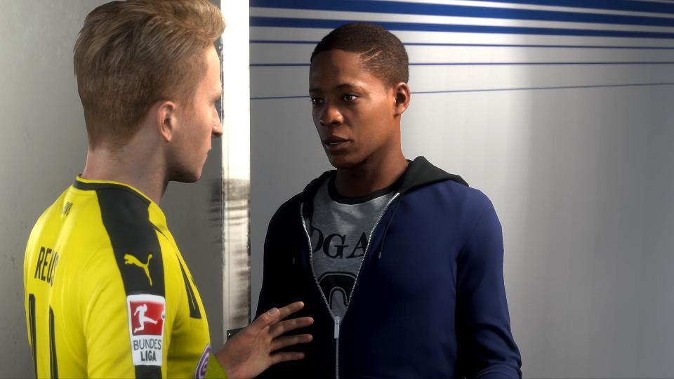 FIFA 17 review (XboxOne)