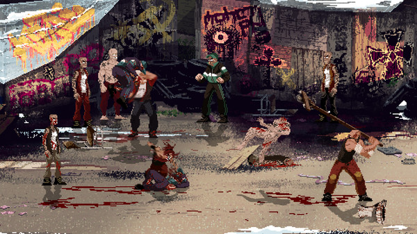 Mother Russia Bleeds review(PC)