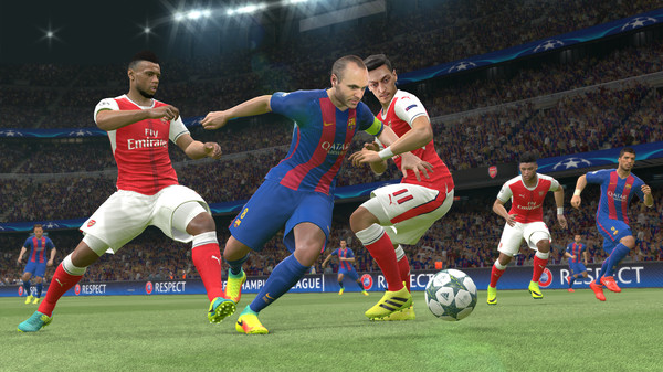 Pro Evolution Soccer 2017 review (PS4)