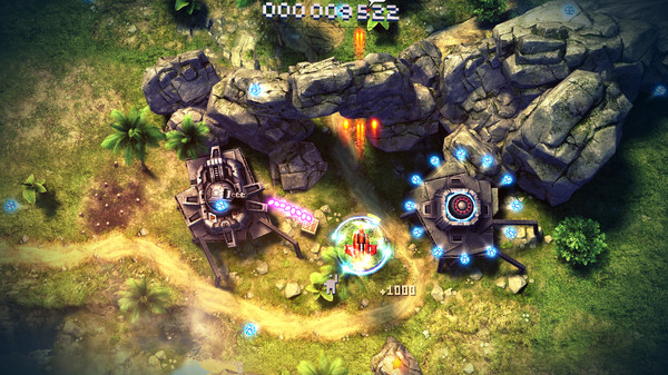 Sky Force Anniversary review (PSN)