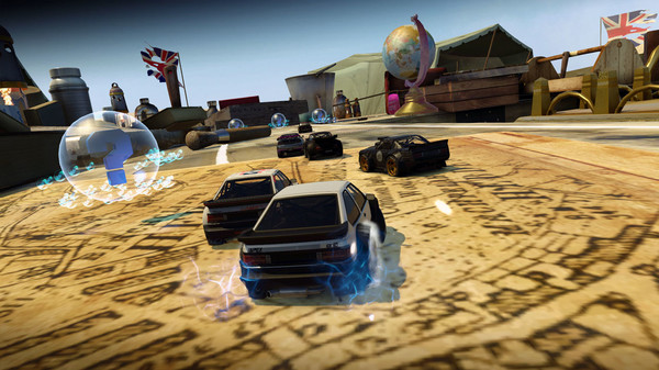 Table Top Racing: World Tour welcomes DLCs (PS4)