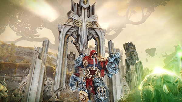 Darksiders Warmastered edition review(PS4)