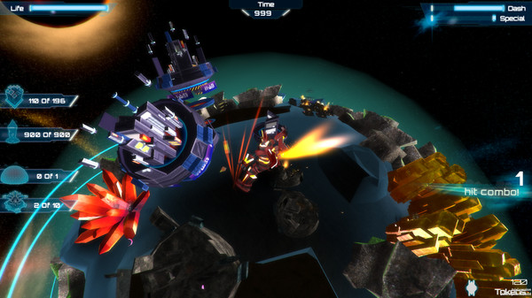 Space Overlords review(Vita)