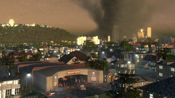 Cities: Skylines – Natural Disasters impressions(PC)