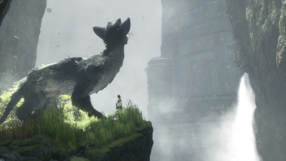 The Last Guardian review(PS4)