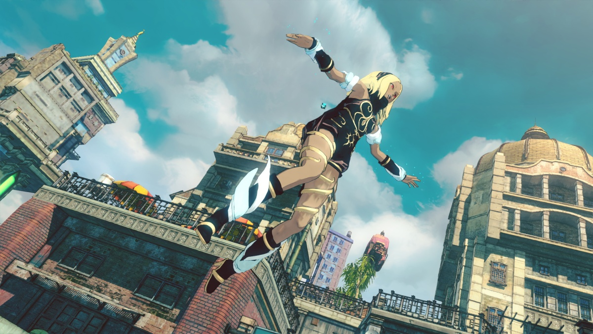 Gravity Rush 2 review(PS4)