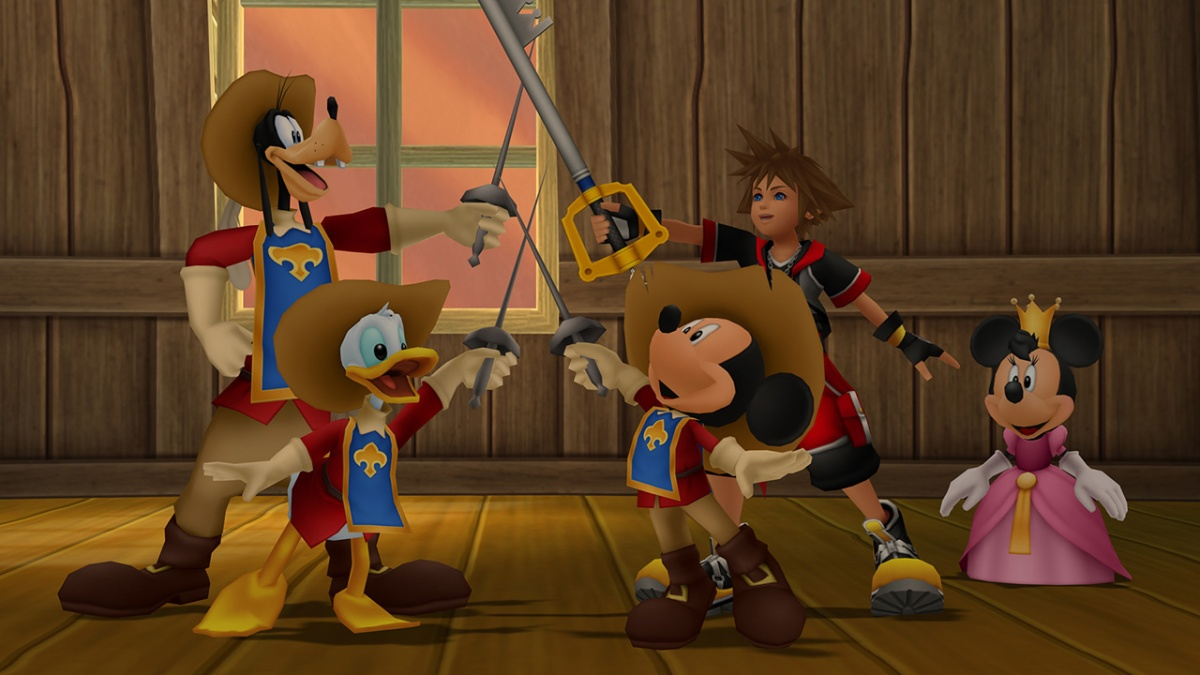 Kingdom Hearts 2.8 Final Chapter Prologue review(PS4)