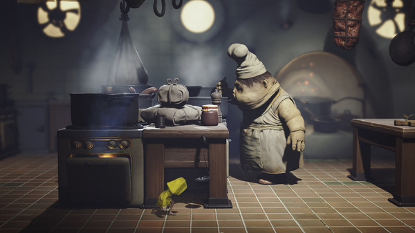 little nightmares2