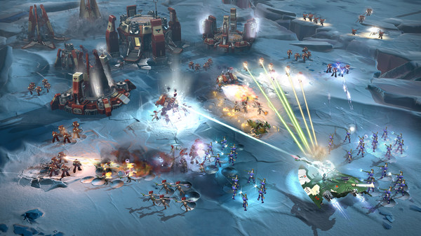 Warhammer 40,000: Dawn of War III review (PC)
