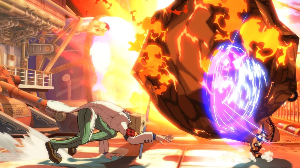 Guilty Gear Xrd Rev. 2 review (PS4)