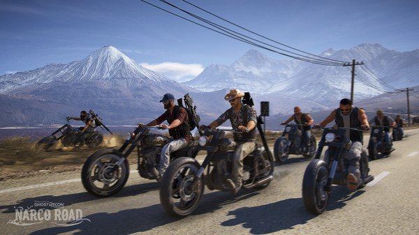 Ghost Recon Wildlands: Narco Road review(PC)