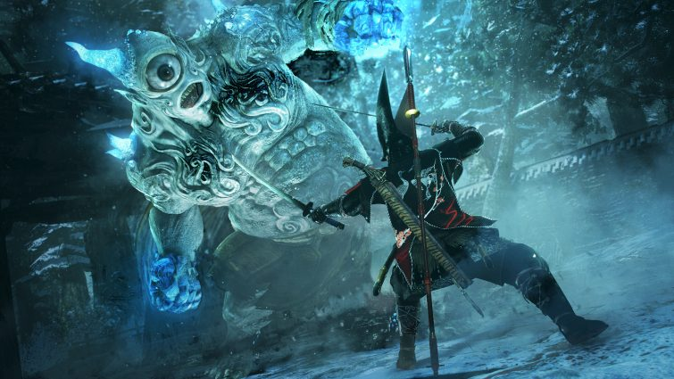 Nioh – Dragon of the North review(PS4)