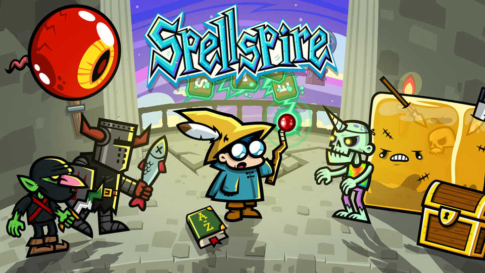 Spellspire preview (PS4/Vita)