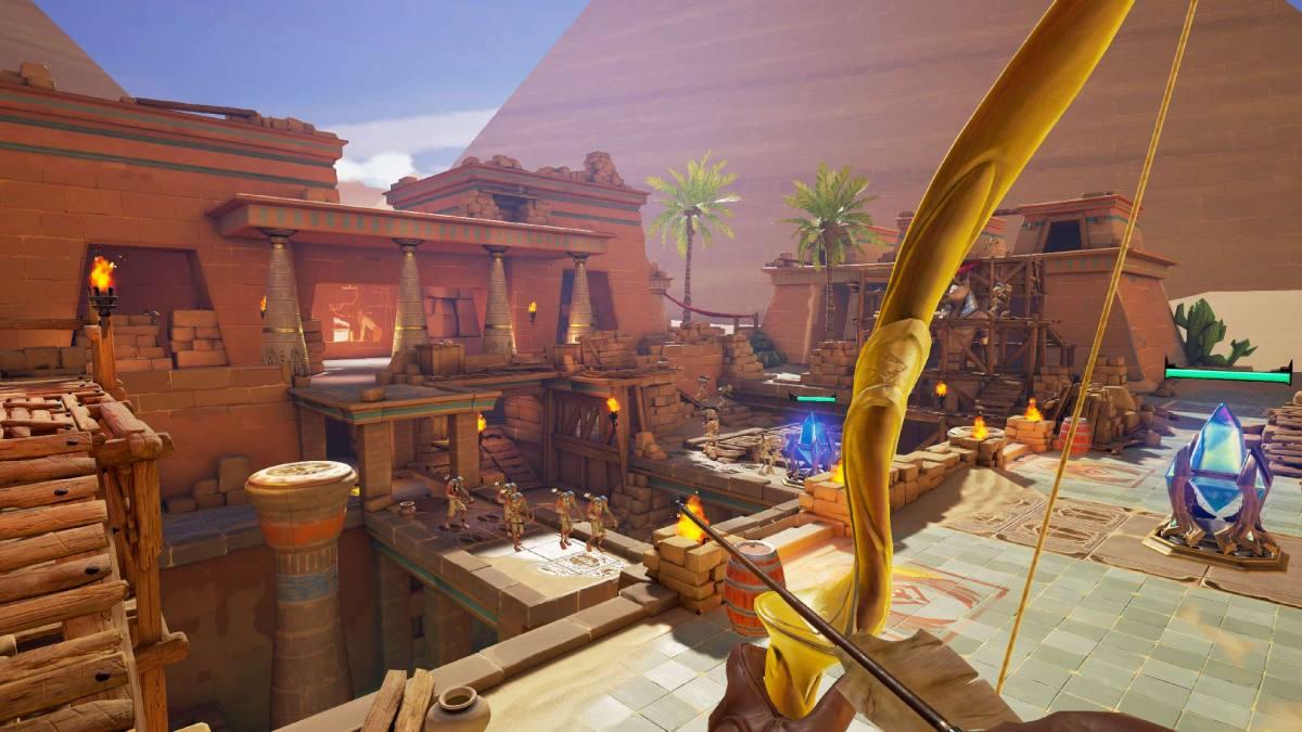 Ancient Amuletor review(PSVR)