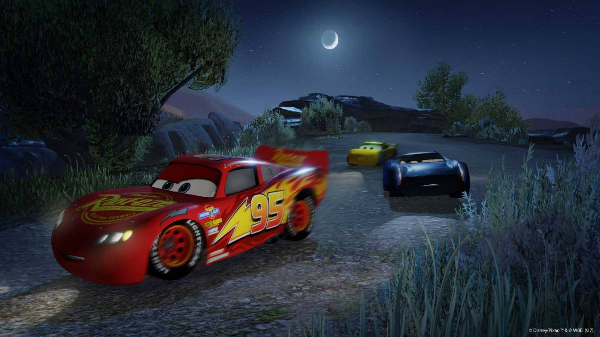 Cars 3 – Driven to Win review(PS4)