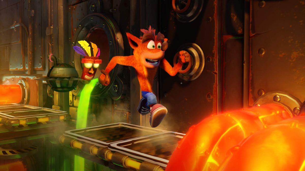 Crash Bandicoot N.Sane Trilogy review(PS4)