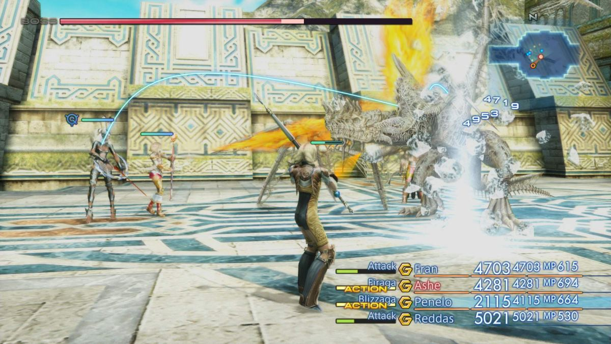 Final Fantasy XII – The Zodiac Age review(PS4)