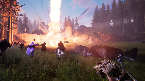 Citadel: Forged with Fire preview (PC)