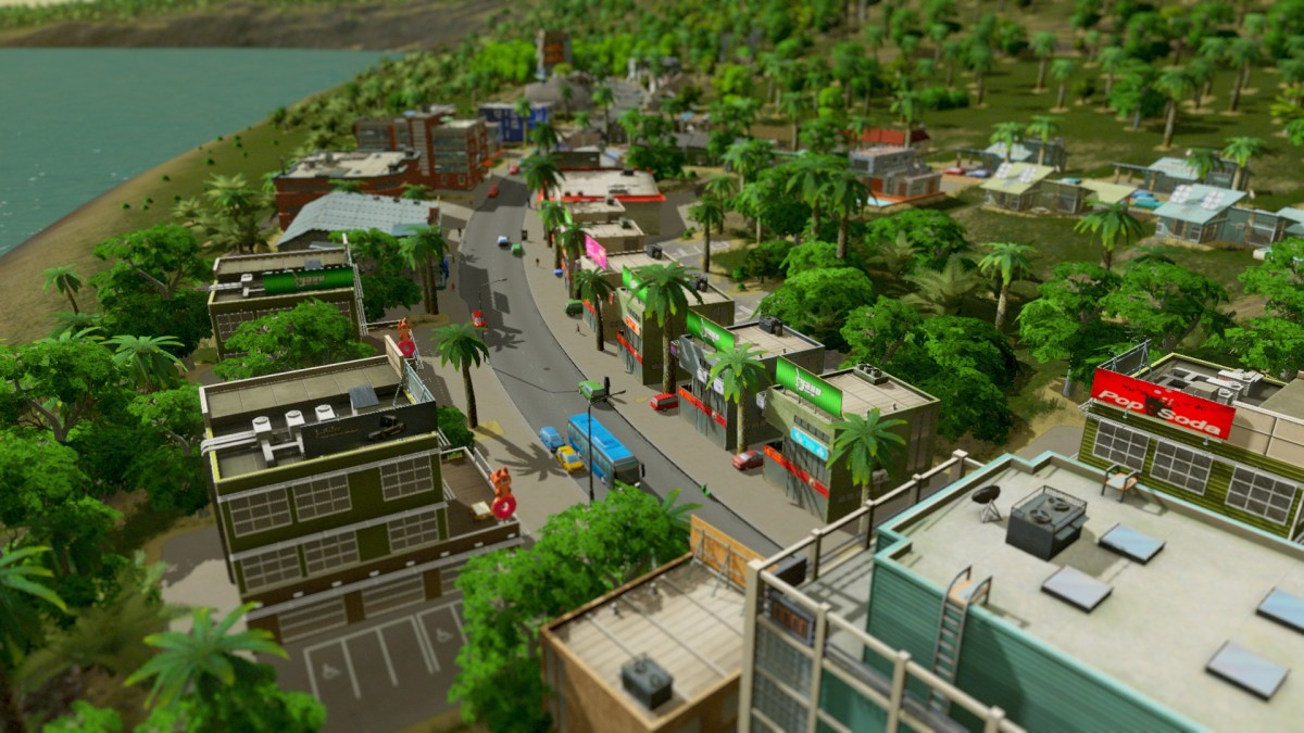 Cities: Skylines review (PS4)
