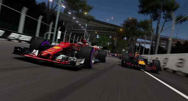 F1 2017 review (PC)
