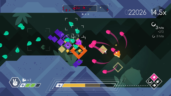 Graceful Explosion Machine review (PS4)