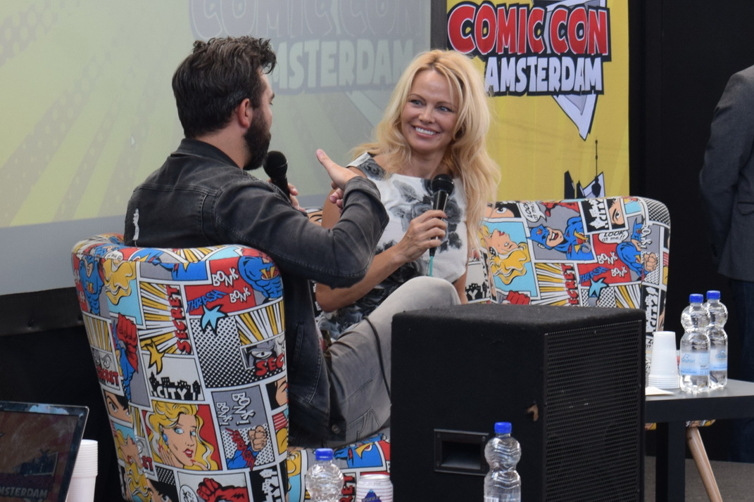 Comic Con Amsterdamreport