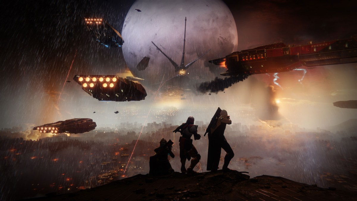 Destiny 2 review(PS4)