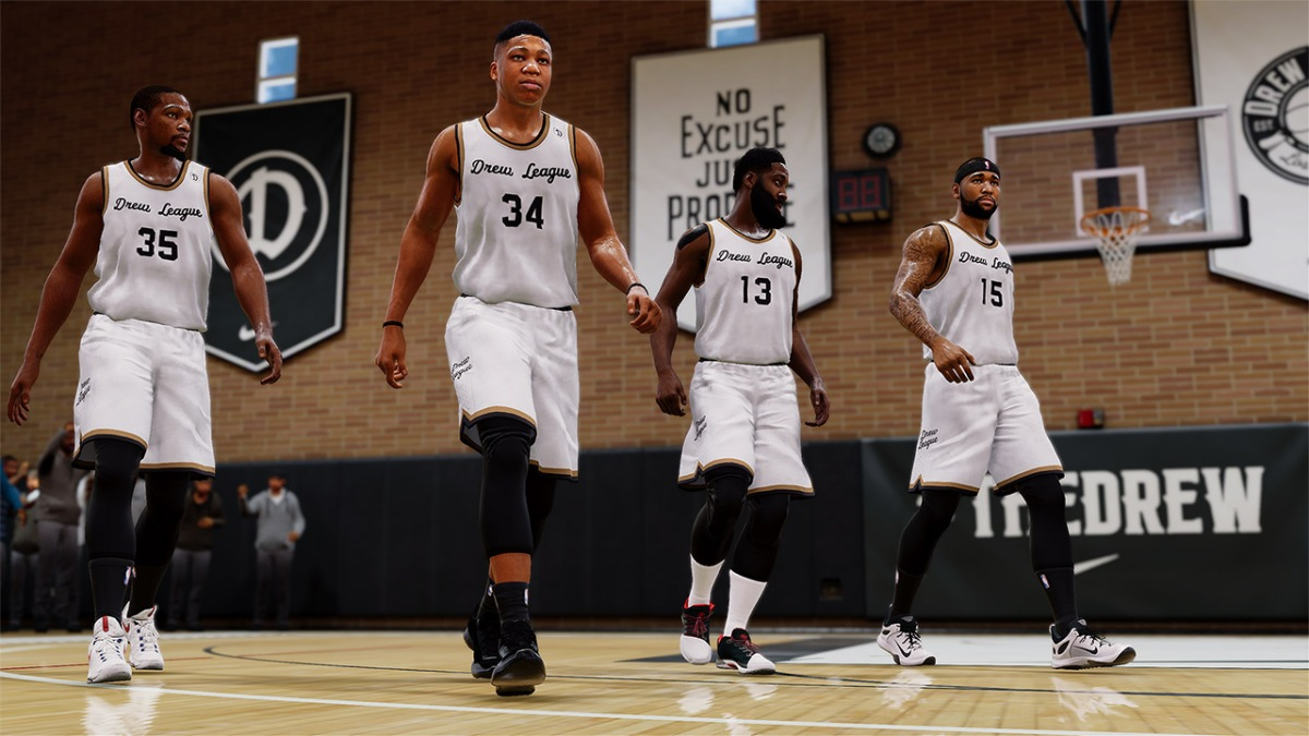 NBA Live 18 review (PS4)
