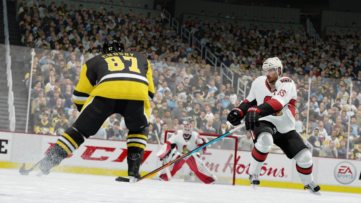 NHL 18 review (PS4)